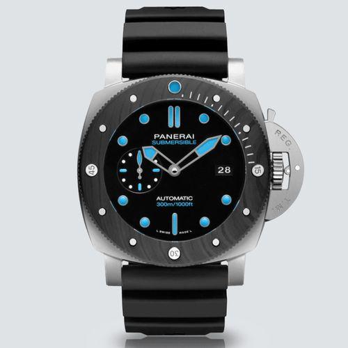 Panerai Reloj BMG-TECH ™ Sumergible Dial Negro 47mm