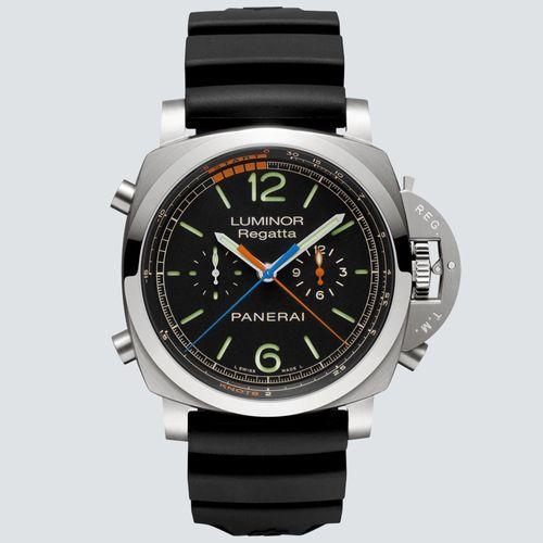 Panerai Reloj Luminor Regatta Chrono Flyback  47mm