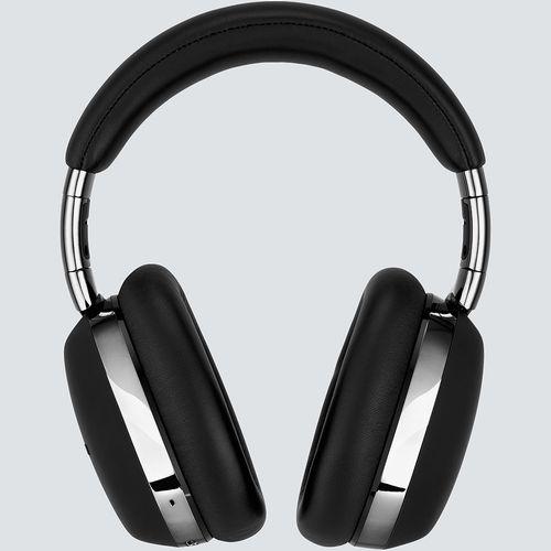 Montblanc Auriculares Negro con USB Cable de Audio y Adaptador