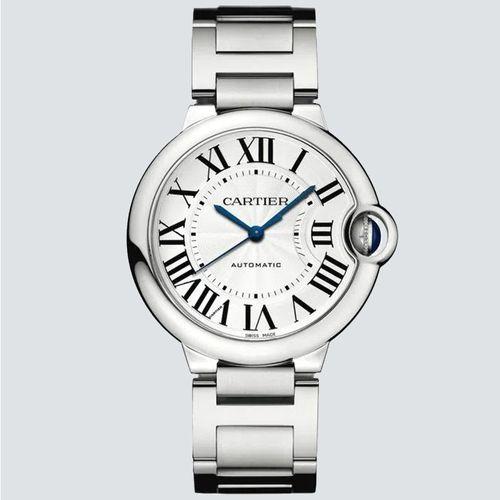 Cartier Reloj Ballon Bleu Acero 36mm