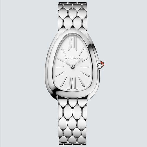 Bulgari Reloj Serpenti Seduttori Steel 33mm