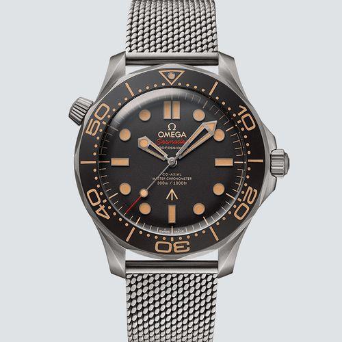 Omega Reloj Seamaster Buceador 300M Cronómetro maestro Co-axial 42 mm