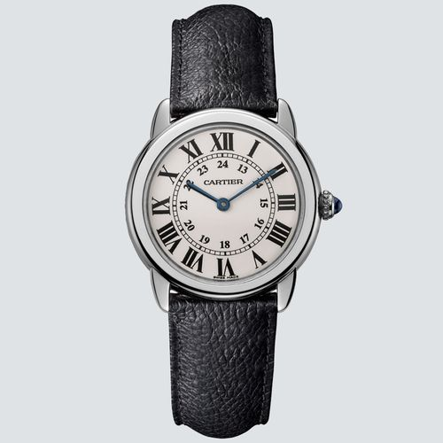 Cartier Reloj RONDE SOLO Acero 22mm
