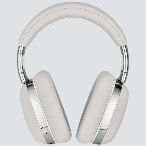Montblanc Audífonos inteligentes MB 01 con Almohadillas de Color Gris