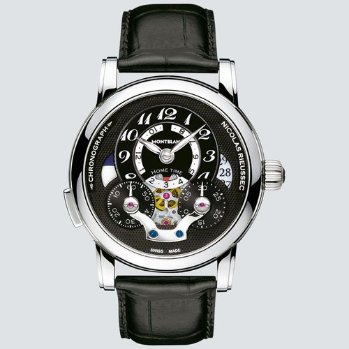 Montblanc Reloj Nicolas Rieussec Chronograph 43mm