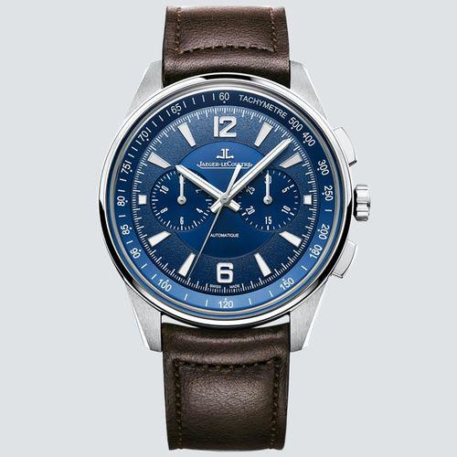 Jaeguer LeCoultre Reloj POLARIS CHRONOGRAPH Blue Dial 42mm