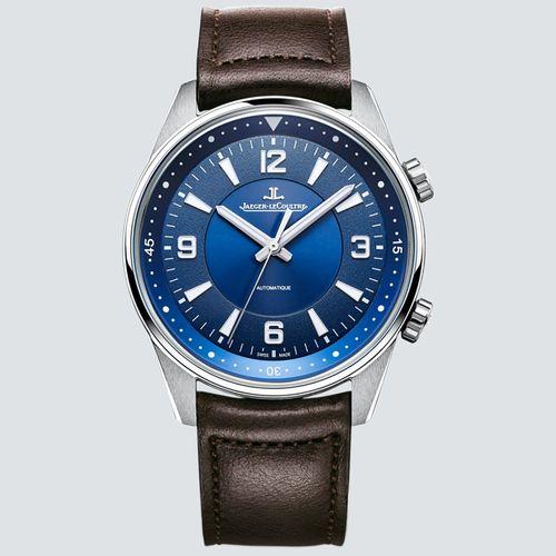 Jaeguer LeCoultre Reloj Polaris Automatic Correa de Cuero 41mm