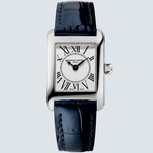 Frederique Constant Reloj CLASSICS CARRÉE LADIES Acero 23X21mm