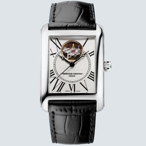 Frederique Constant Reloj CLASSICS CARRÉE AUTOMATIC Acero 30.4mm X 33.3 mm