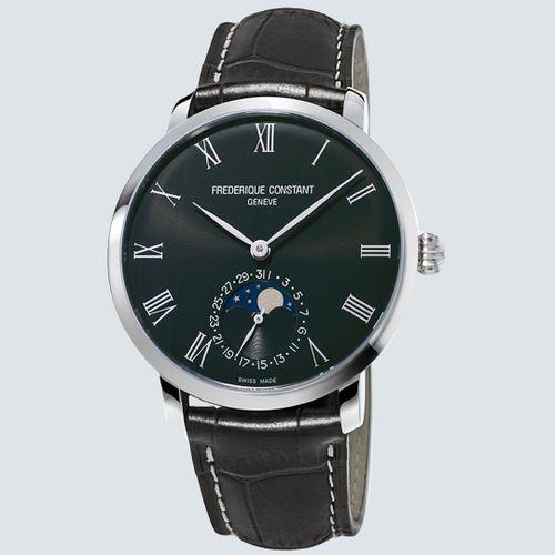 Frederique Constant Reloj Slimline Moonphase Manufacture 42mm