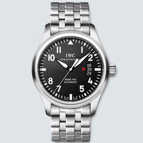 IWC Reloj EL RELOJ DE AVIADOR MARK XVII Acero 41mm