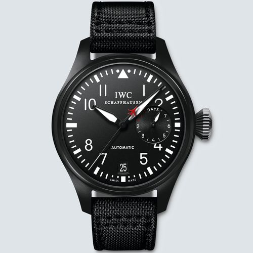 IWC Reloj GRAN RELOJ DE AVIADOR TOP GUN 48.6mm