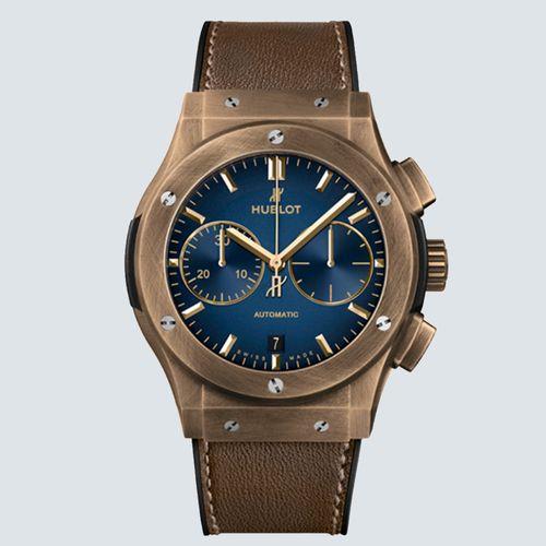 Hublot Reloj CLASSIC FUSION EAST COAST BRONZE CHRONOGRAPH 45mm