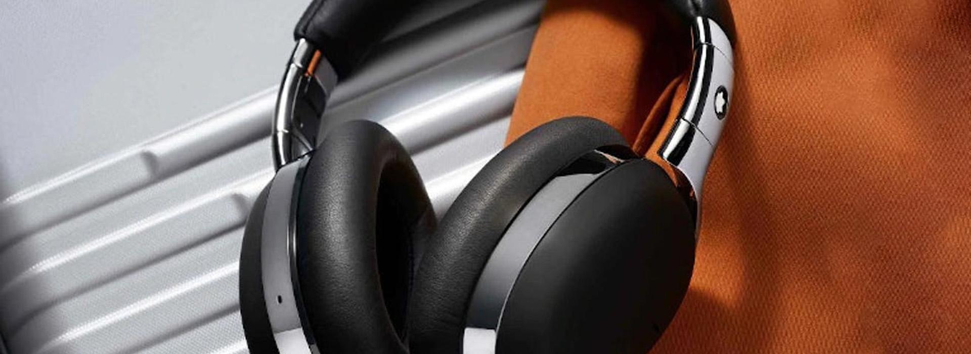 Montblanc audifonos