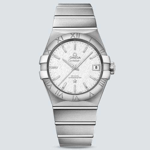 Omega Reloj Constellation Co‑Axial Chronometer 38mm