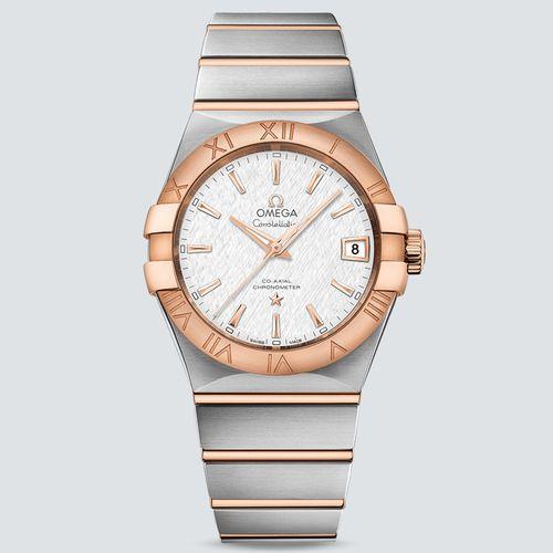 Omega Reloj Constellation Co‑Axial Constellation 38mm