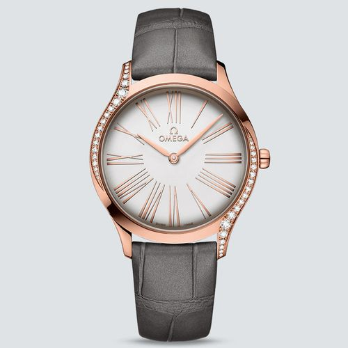Omega Reloj De Ville Trésor Cuarzo 36mm