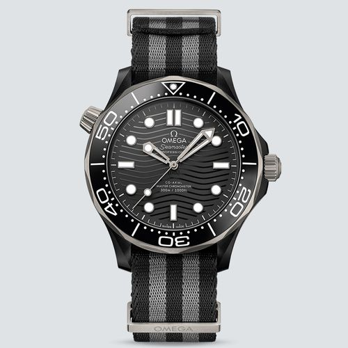 Omega Reloj Seamaster Diver 300m Co‑Axial Master Chronometer 43.5mm