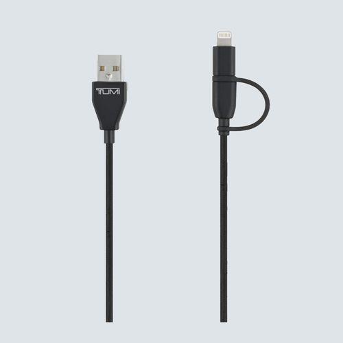 Tumi Cable 2IN1 CBL: LTNG & MICRO TUMI ELECTRONICS