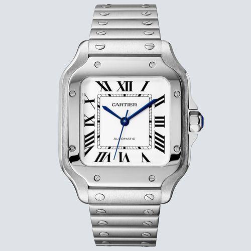Cartier Reloj Santos de Cartier Acero 35,1mm