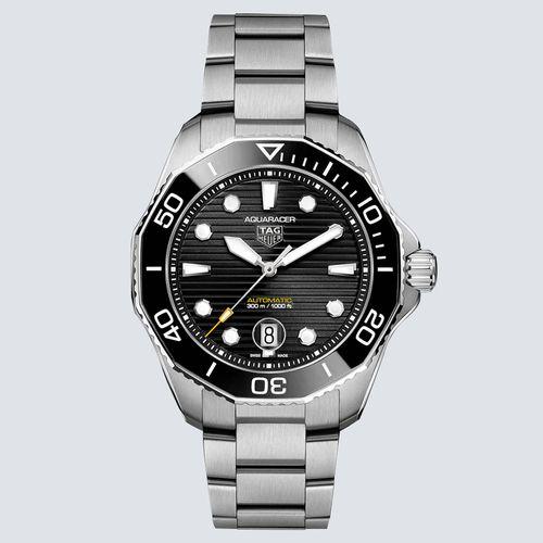 TAG Heuer Reloj AQUARACER PROFESSIONAL 300 Dial Negro 43mm